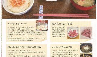 2015-4月号桜を食べようのサムネイル