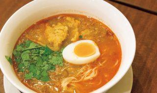 ミャンマー料理(モヒンガー)